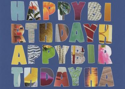 happy birthday on blue 2 KC1037